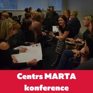 Centrs MARTA konference