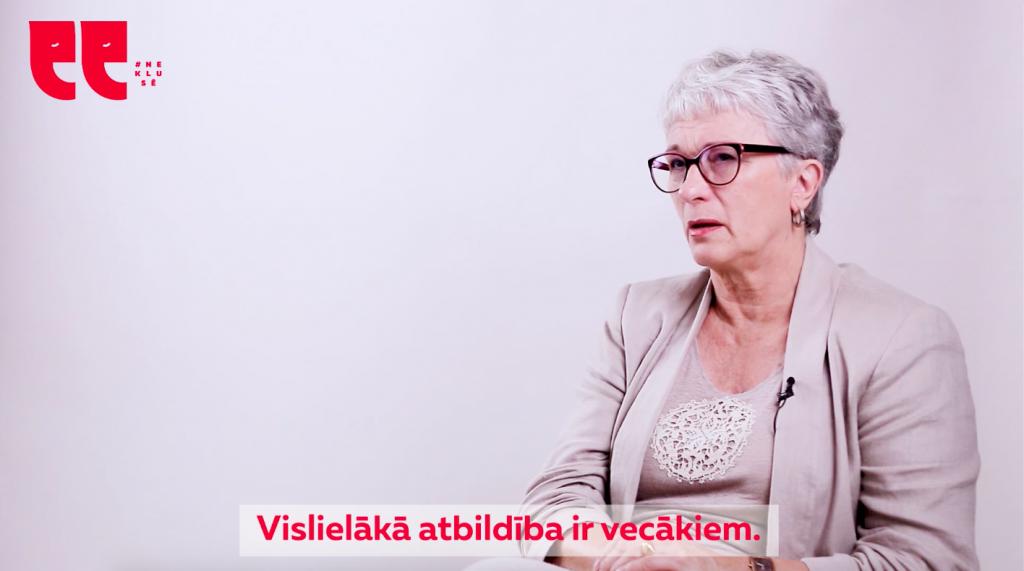 Sandra Kalniete #Neklusē