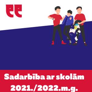 Neklusē sadarbības skolas 2021./2022.m.g.